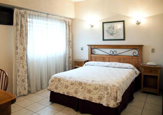 Esmeralda Palace Hotel: habitacion matrimonial