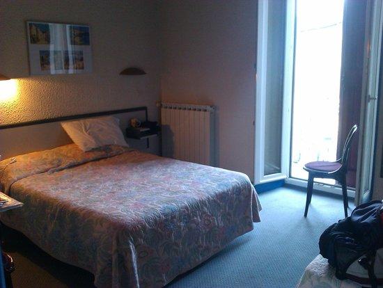 Hotel d'Europe : habitación
