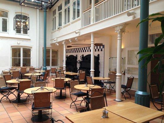 Clarion Collection Hotel Bakeriet : Restaurangen