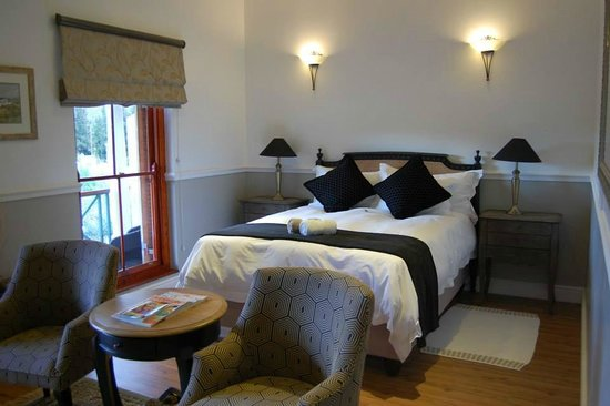 Montagu Vines Guesthouse: Our room