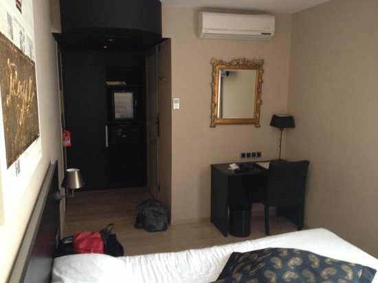 De Keyser Hotel: Room