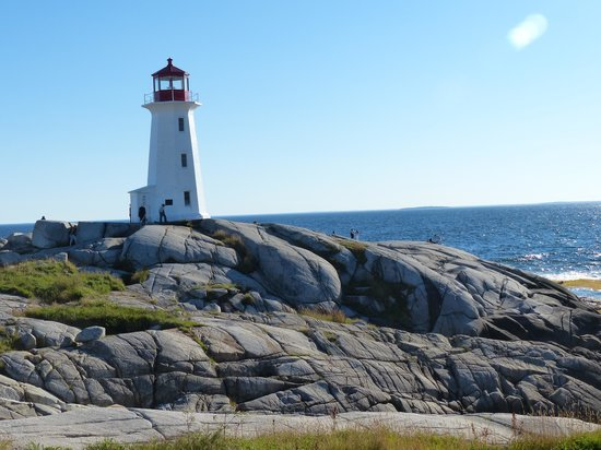"""Clifty Cove Motel: Peggy's Cove """"Light"""""""
