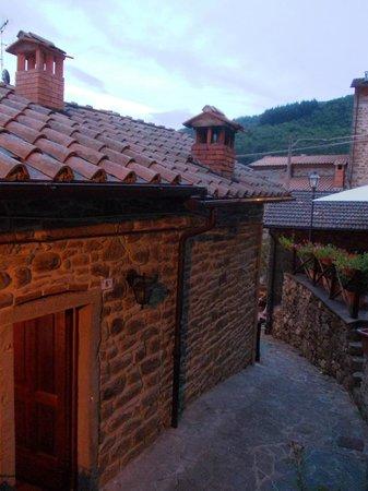 Holiday House Il Borgo dei Corsi: Panorami...