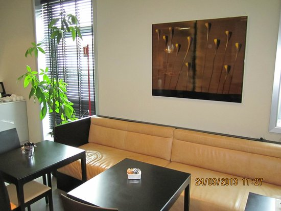 G Hotel : sala colazione