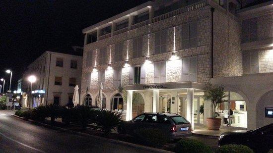 Hotel Korkyra: at 5am