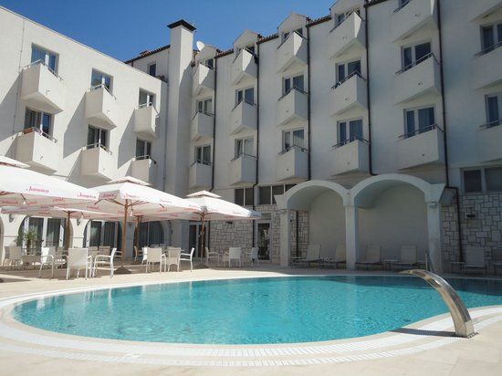 Hotel Korkyra: swimming pool