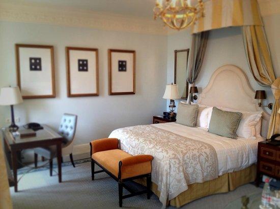 Four Seasons Hotel Lion Palace St. Petersburg: Bedroom