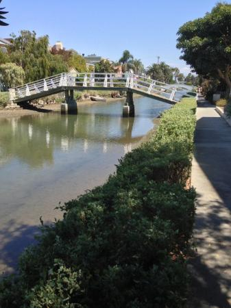 Los Angeles, CA: Photo of Venice Canals Walkway taken with TripAdvisor City Guides