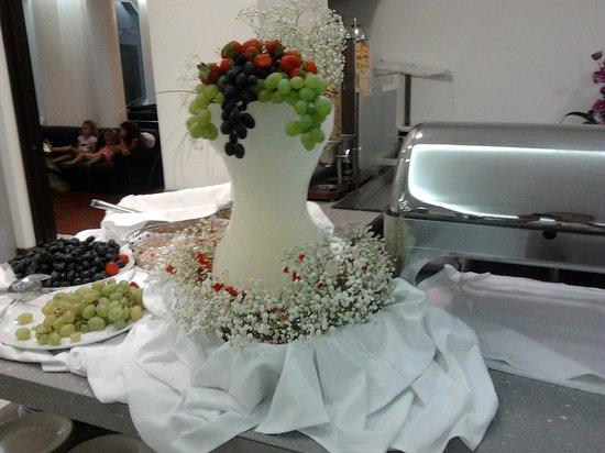 Hotel Acapulco : Contenitore di ghiaccio per frutta
