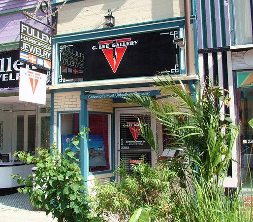 G.Lee Gallery: G. Lee Gallery 2215 Post Office St.