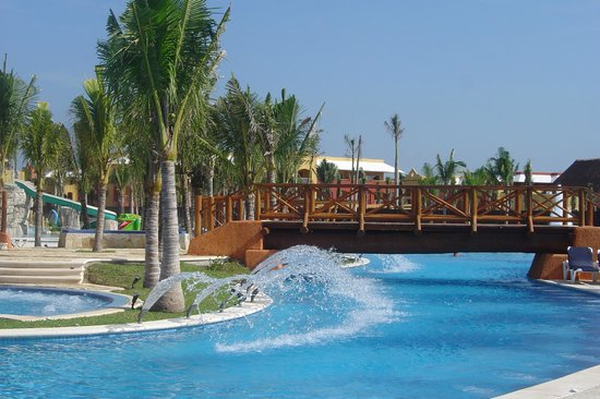 Hotel Barcelo Maya Beach: Piscina 2