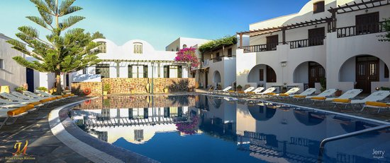 Hotel Mathios Village: mathios hotel by the pool