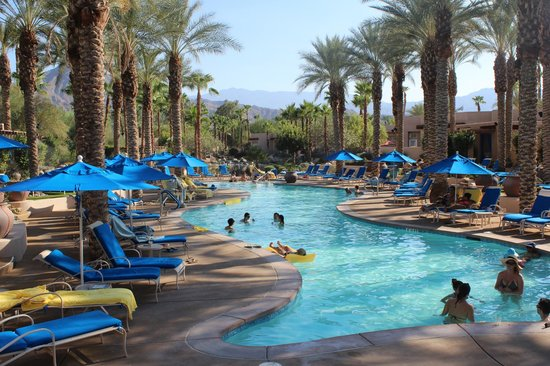 Hyatt Regency Indian Wells Resort & Spa: Adults' Pool