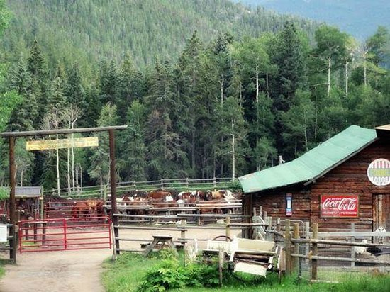 Tumbling River Ranch: The corral