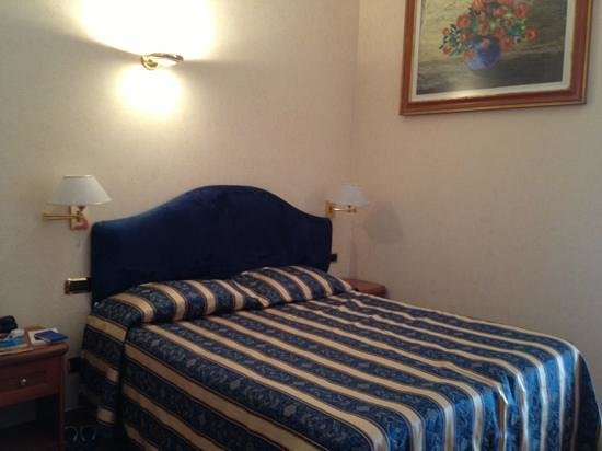 Hotel Brignole: oda