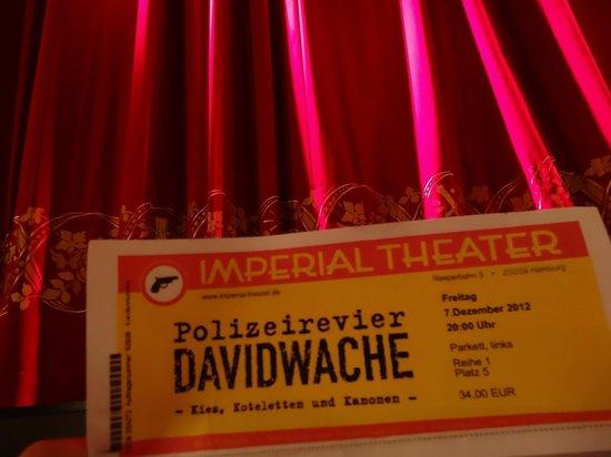 Imperial Theater: Stück Polizeirevier Davidwache