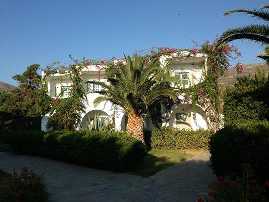 Dionysos Seaside Resort : Sezione hotel Dionysos-Ios