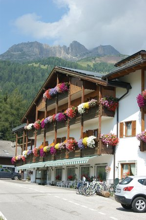 Hotel Gran Mugon: Hotel