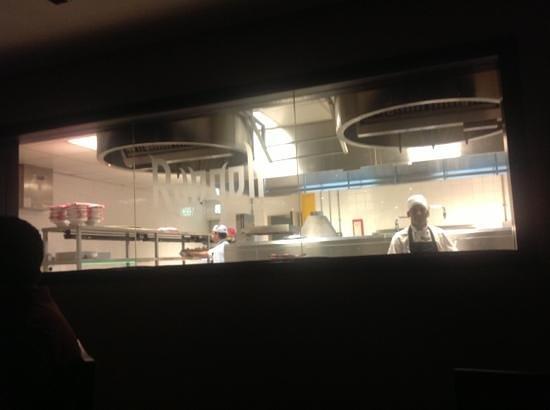 Rangoli at Yas Island Rotana : Fine Kitchen