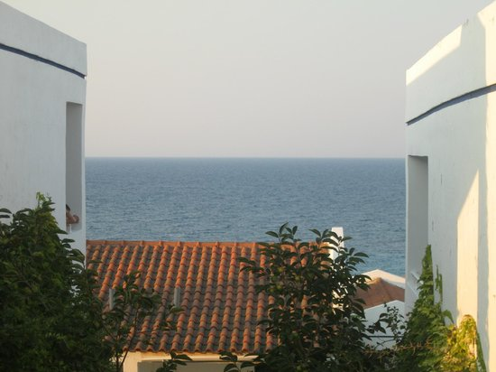 SENTIDO Louis Plagos Beach: view from room 222