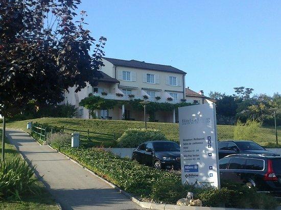 Hotel du Leman - Centre de seminaires: lake view rooms