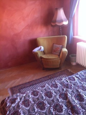 Poets Corner Hostel Olomouc: basic room