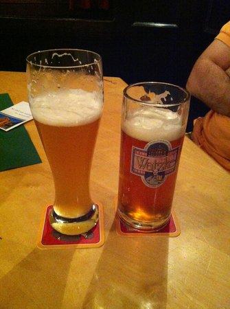 Hausbräu im Ballhaus Watzke: Buena cerveza