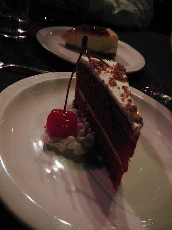 Bonkers Restaurant: Dessert