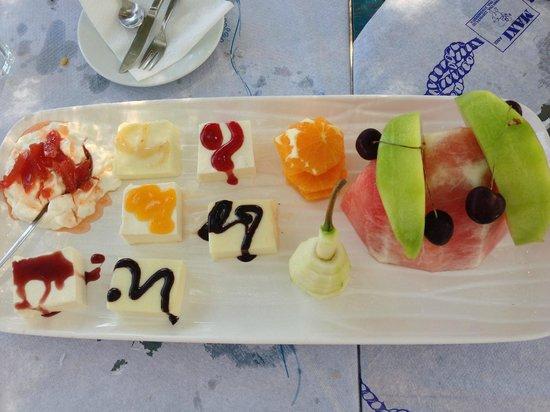 The Net: Dessert