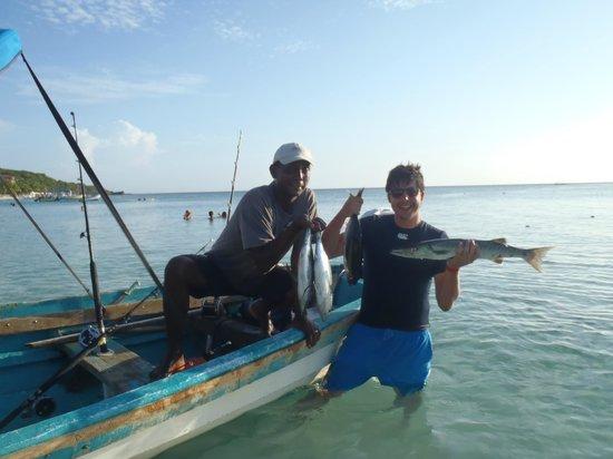 Stephen's Island Charters: Día de pesca fabuloso