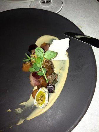 La Colombe: course 2 - springbok