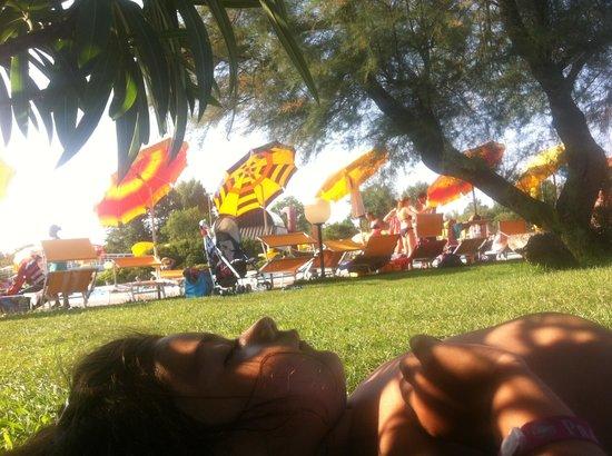 Centro Vacanze Pra delle Torri: piscina