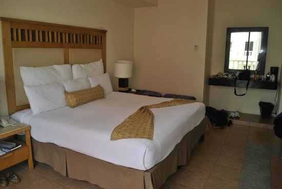 NYX Hotel Cancun: standard room extra big bed room 214