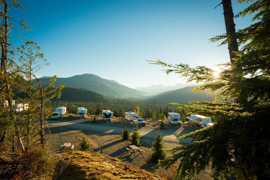 Whistler Rv Park Amp Campgrounds British Columbia