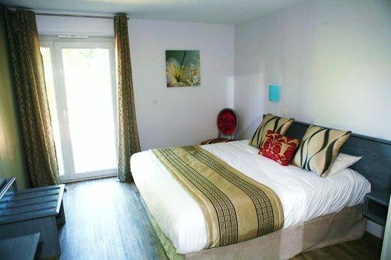 Best Western Plus Hyeres Cote D'Azur : chambre