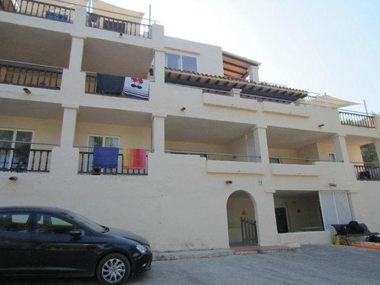 Globales Montemar Apartments: view of M block