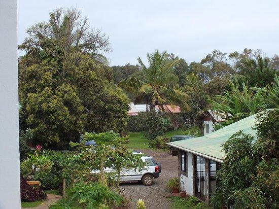 Tea Nui - Cabanas y Habitaciones: Vista