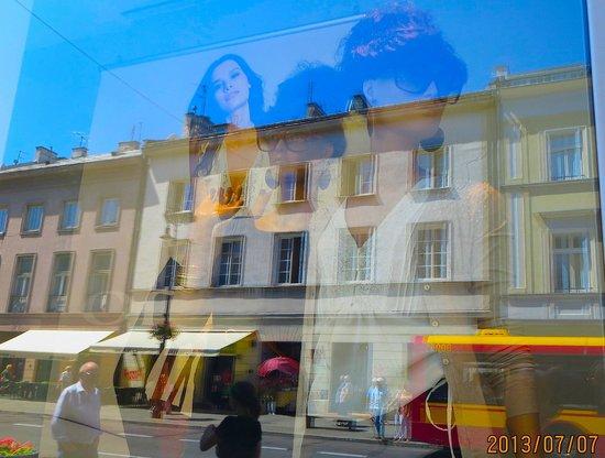 Krakowskie Przedmiescie: boutique