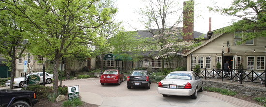Inn of Chagrin Falls : As the only Inn located in downtown Chagrin Falls, we are within walking distance of the scenic