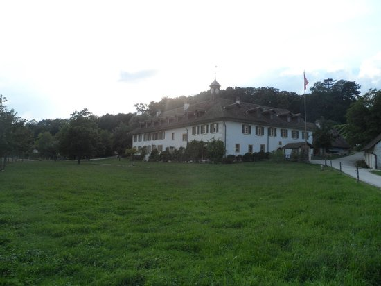 Klosterhotel St. Petersinsel: Great Getaway!