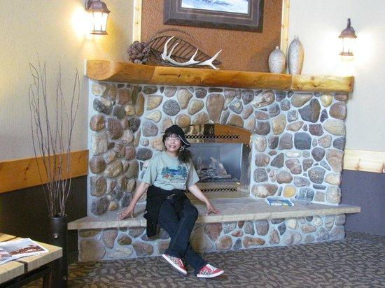 La Quinta Inn & Suites Kalispell: ภายในบริเวณโรงแรม