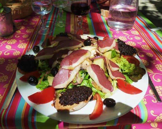 L'ami Provencal: Salade