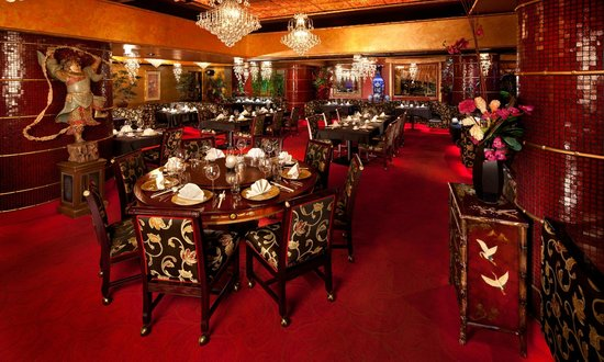 CHI Main Dining Room