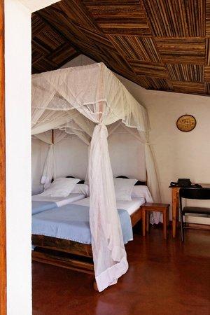 Le relais de l'ankarana: chambre