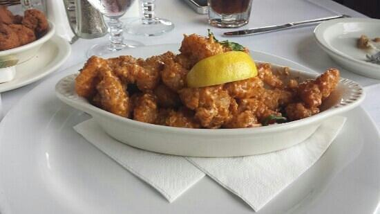 Louisiana Lagniappe : Mardi Gras shrimp  yummy!