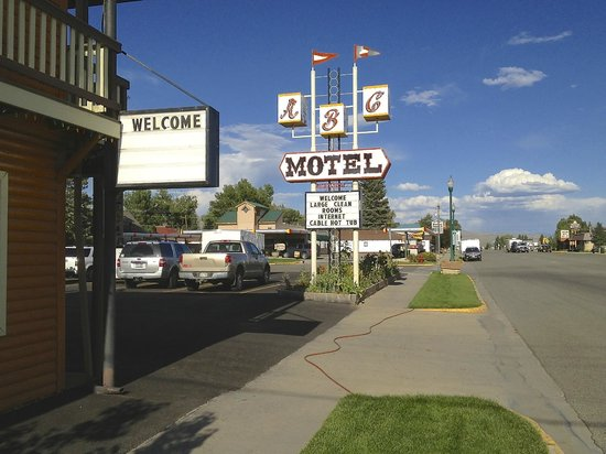 A-B-C Motel: street view