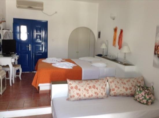 Folegandros Apartments: standard apartment