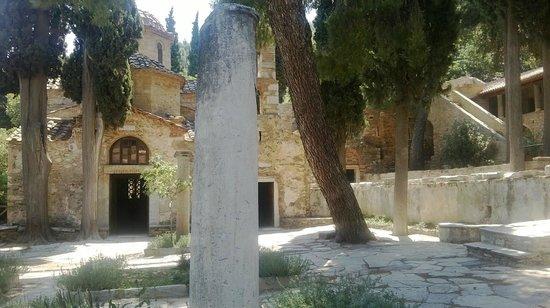 Kaisariani, Греция: Monastère 2