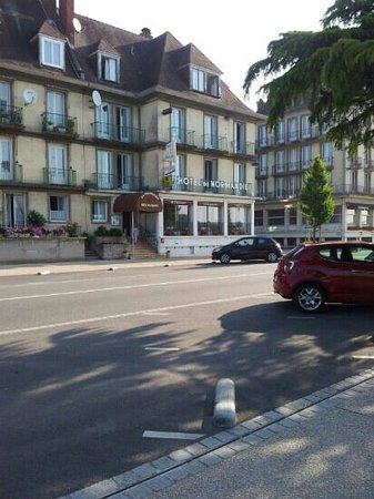 Hotel Le Normandie: Hôtel le Normandie