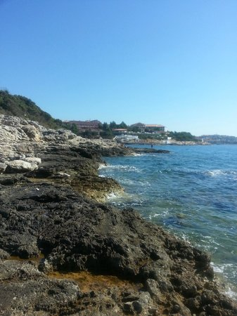 Verudela Beach & Villa Resort: Mare